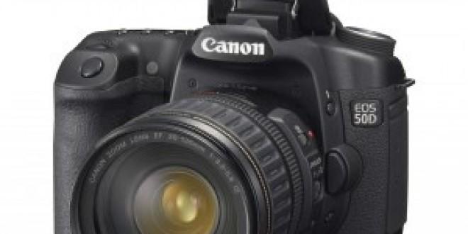 Recensione Canon EOS 50D