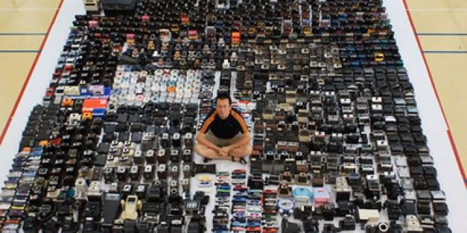 TM Wong – L'uomo con più di 1000 fotocamere istantanee