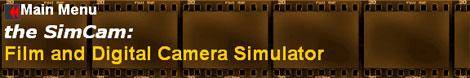 Simulatore di fotocamera reflex digitale online