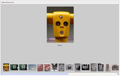 Realizzare una fotograllery con Photoshop