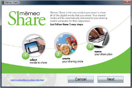 Memeo-share-software