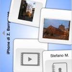 Inviare foto con l'Iphone con Mover
