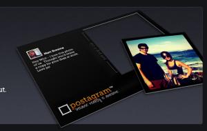 Postagram, inviare cartoline cartacee direttamente da iPhone