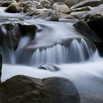 Fotografare l'acqua in movimento