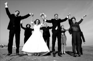 Fotografare matrimoni- foto di gruppo