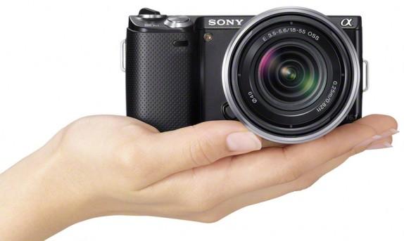 fotocamera evil nex-5n-sony