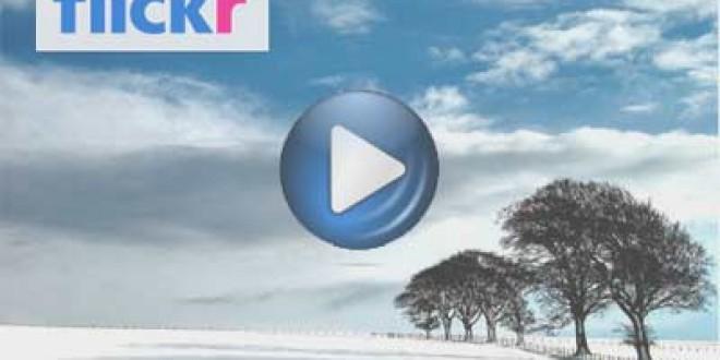 ORA SU FLICKR E' POSSIBILE CARICARE VIDEO