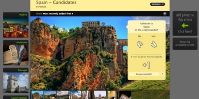 FOTOPEDIA: un'enciclopedia online di fotografie
