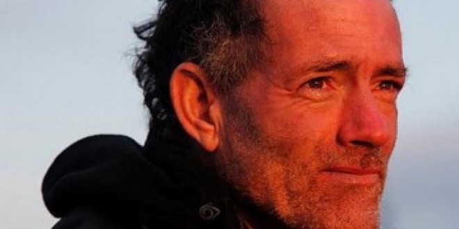 Steve Brockett: Il mondo visto da un deltaplano