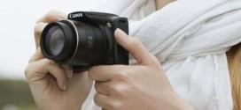 Canon presenta due nuove superzoom