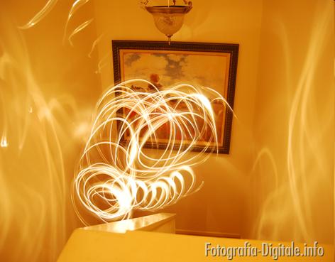 Creare immagini con la luce